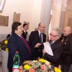 5 Maurizio Maddaloni presidente Camera di Commercio - Enrico Inferrera presidente Confartigianato - Sebastiano Di Rienzo presidente Accademia Nazionale Sartori - Lello Antonelli
