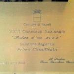 XXVI concorso nazionale forbici d'oro aprile 2002 sartoria antonelli Sartoria Napoletana, artigiano, sarto, sartoria antonelli, sartoria artigianale, artigianato napoletano, napoli