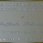 III Concorso Manichino d'oro marzo 2005 sartoria antonelli Sartoria Napoletana, artigiano, sarto, sartoria antonelli, sartoria artigianale, artigianato napoletano, napoli