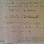 XXVI concorso regionale forbici d'oro maggio 2002 sartoria antonelli Sartoria Napoletana, artigiano, sarto, sartoria antonelli, sartoria artigianale, artigianato napoletano, napoli