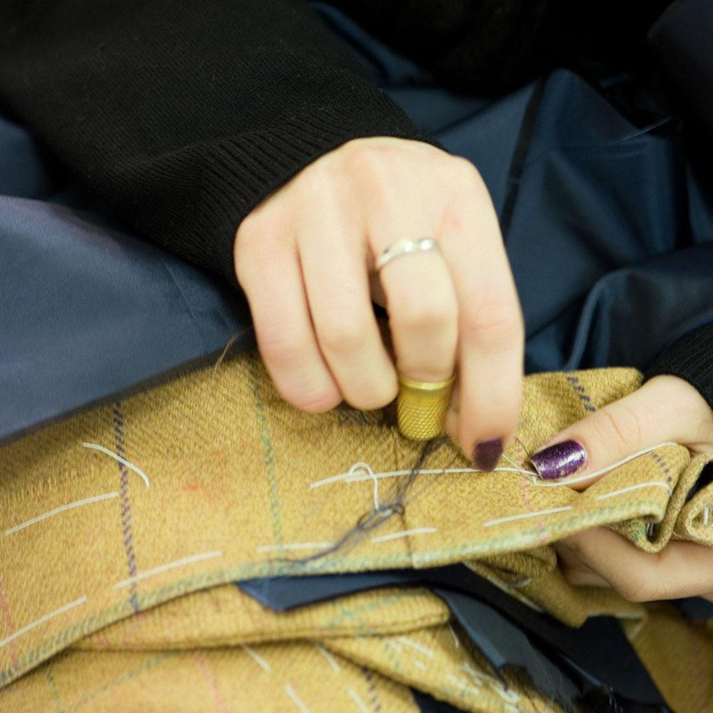 giacca mattina shetland sartoria napoletana Sartoria Napoletana, artigiano, sarto, sartoria antonelli, sartoria artigianale, artigianato napoletano, napoli