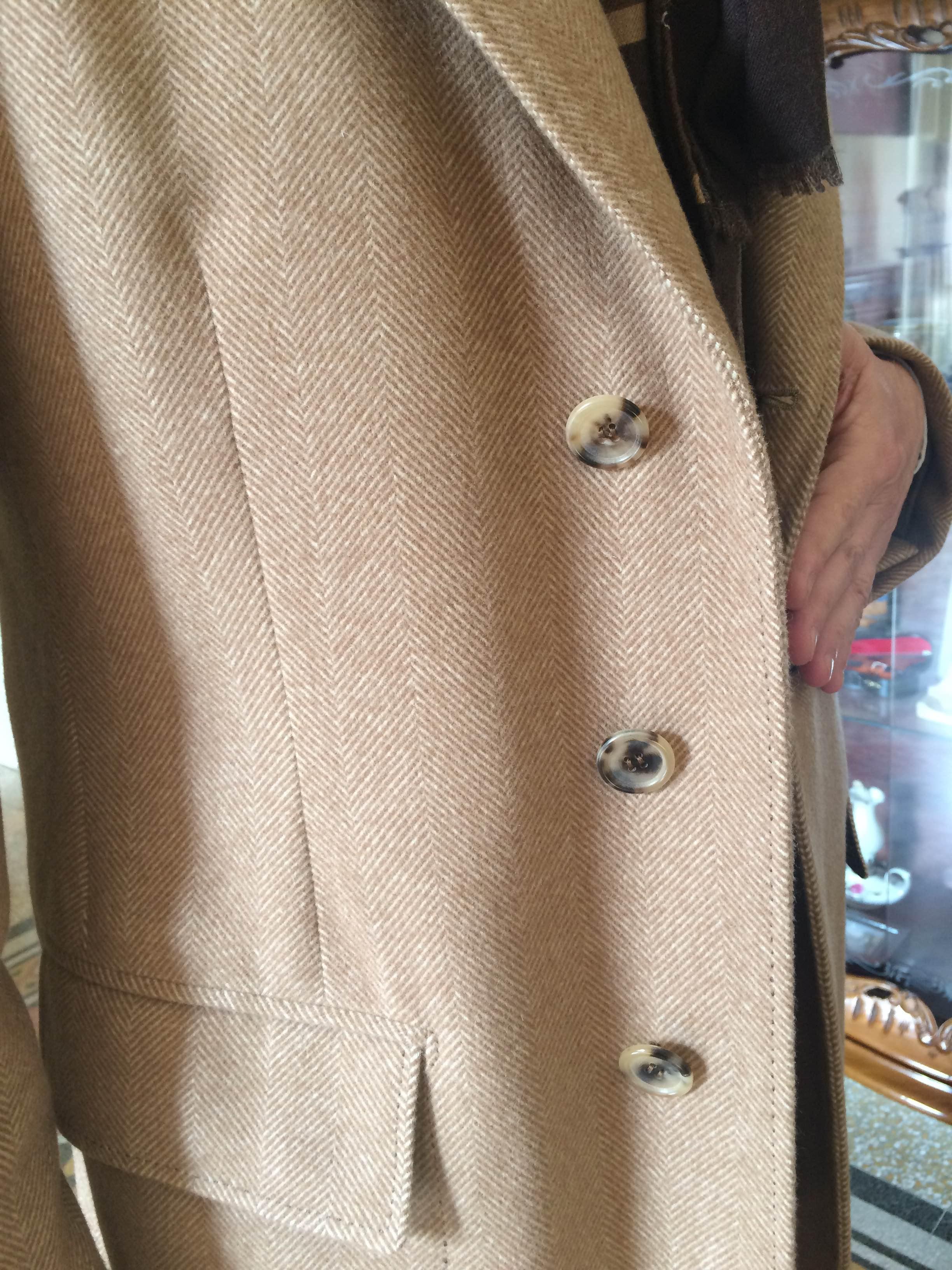 Soprabito cappottella napoletana cachemire sartoria napoletana Sartoria Napoletana, artigiano, sarto, sartoria antonelli, sartoria artigianale, artigianato napoletano, napoli