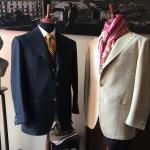 Black and white masterpieces. Classic tailoring suits. Sartoria napoletana Sartoria Antonelli, craftsman, tailor, sartoria lello antonelli, handmade tailoring, custom dresses, neapolitan crafts, naples