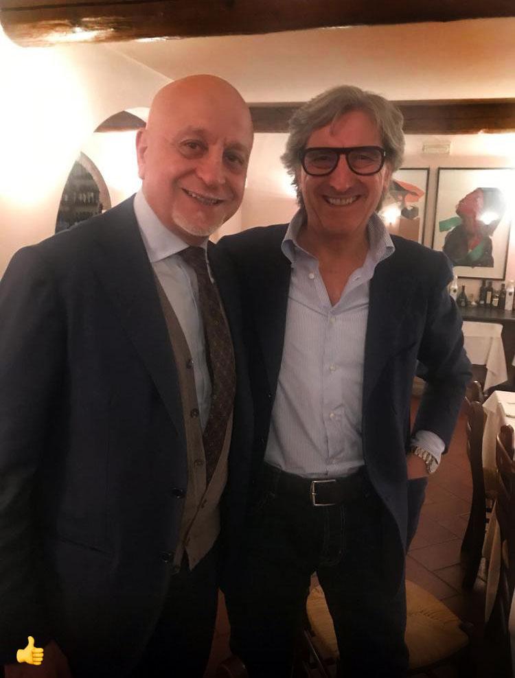 lello antonelli a-ferrara-con-il-dottor-Massimo-Marchetti