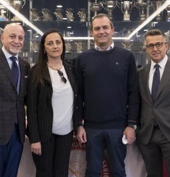 """Premiazione """"Manichino d'oro"""" 2019 Circolo Canottieri Napoli"""