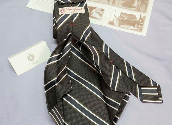 Cravatte regimental