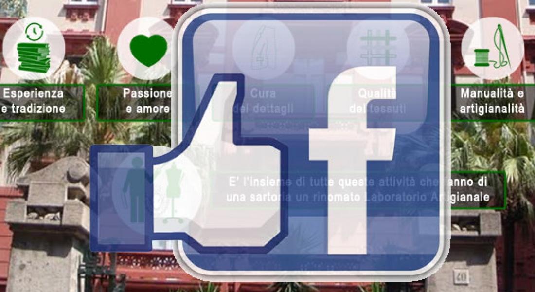 Sartoria Antonelli su Facebook