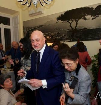 """""""Napoli su misura: la Sartoria Antonelli ringrazia…"""